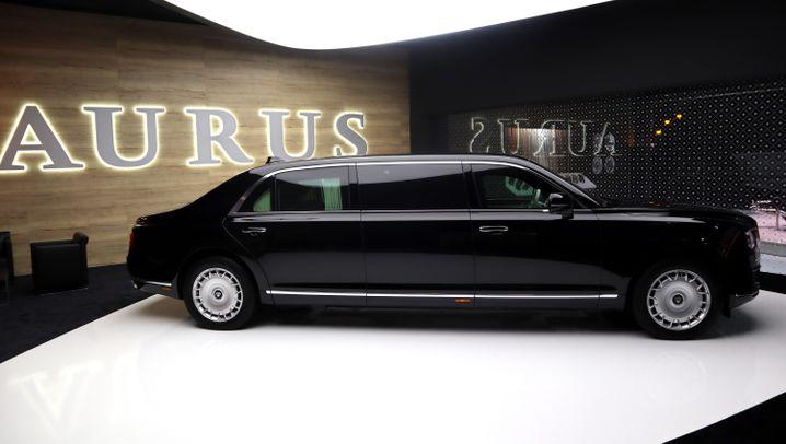 Aurus Senat: Luxus auf Russisch