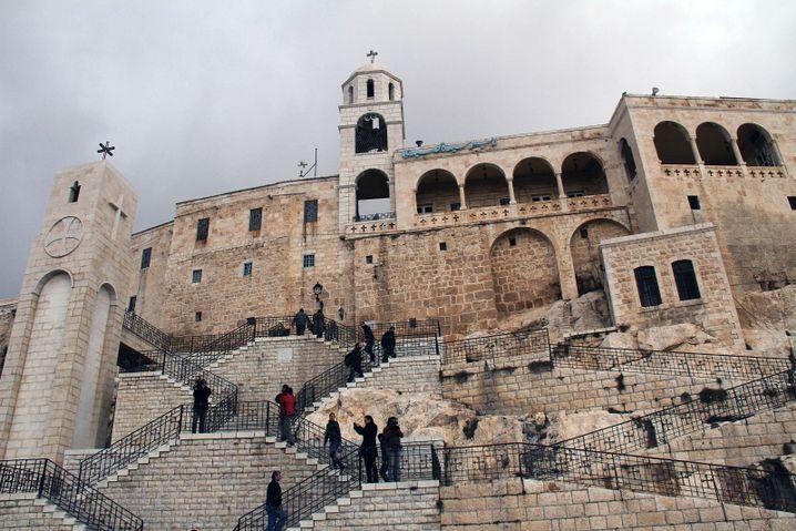 Das Kloster von Saidnaya 2012