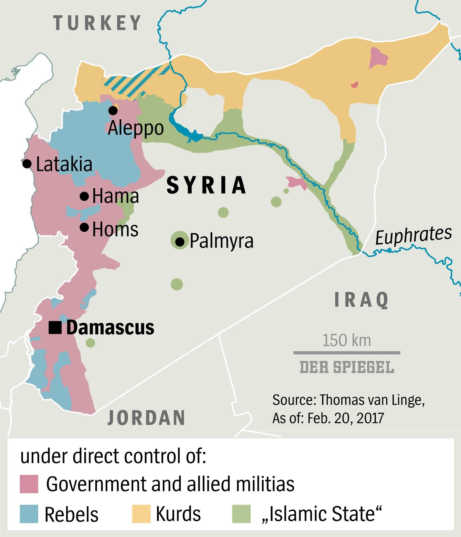 DER SPIEGEL 10 s 88 englisch Syria