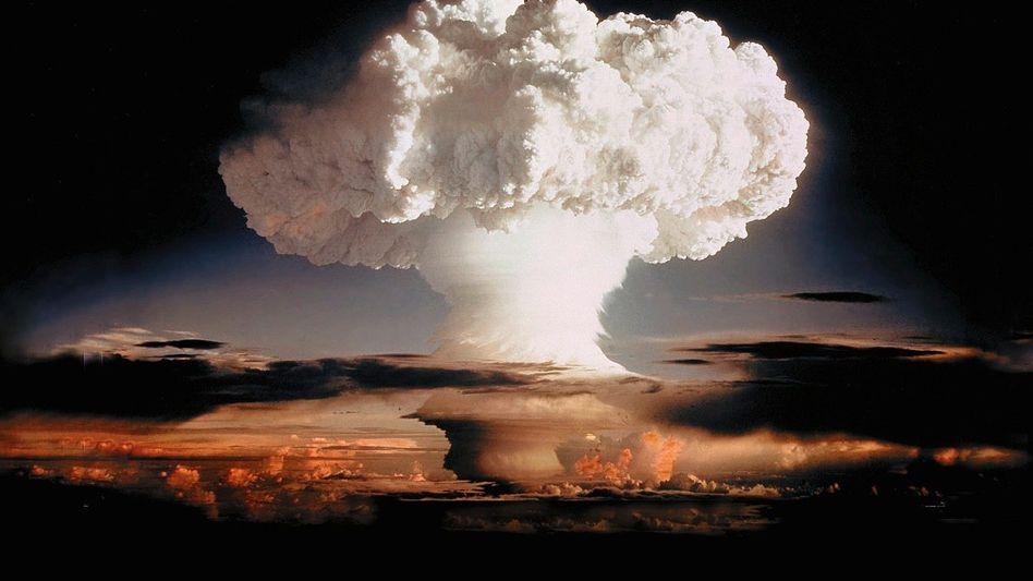 Atombombentest im Pazifik (Operation »Ivy« 1952)