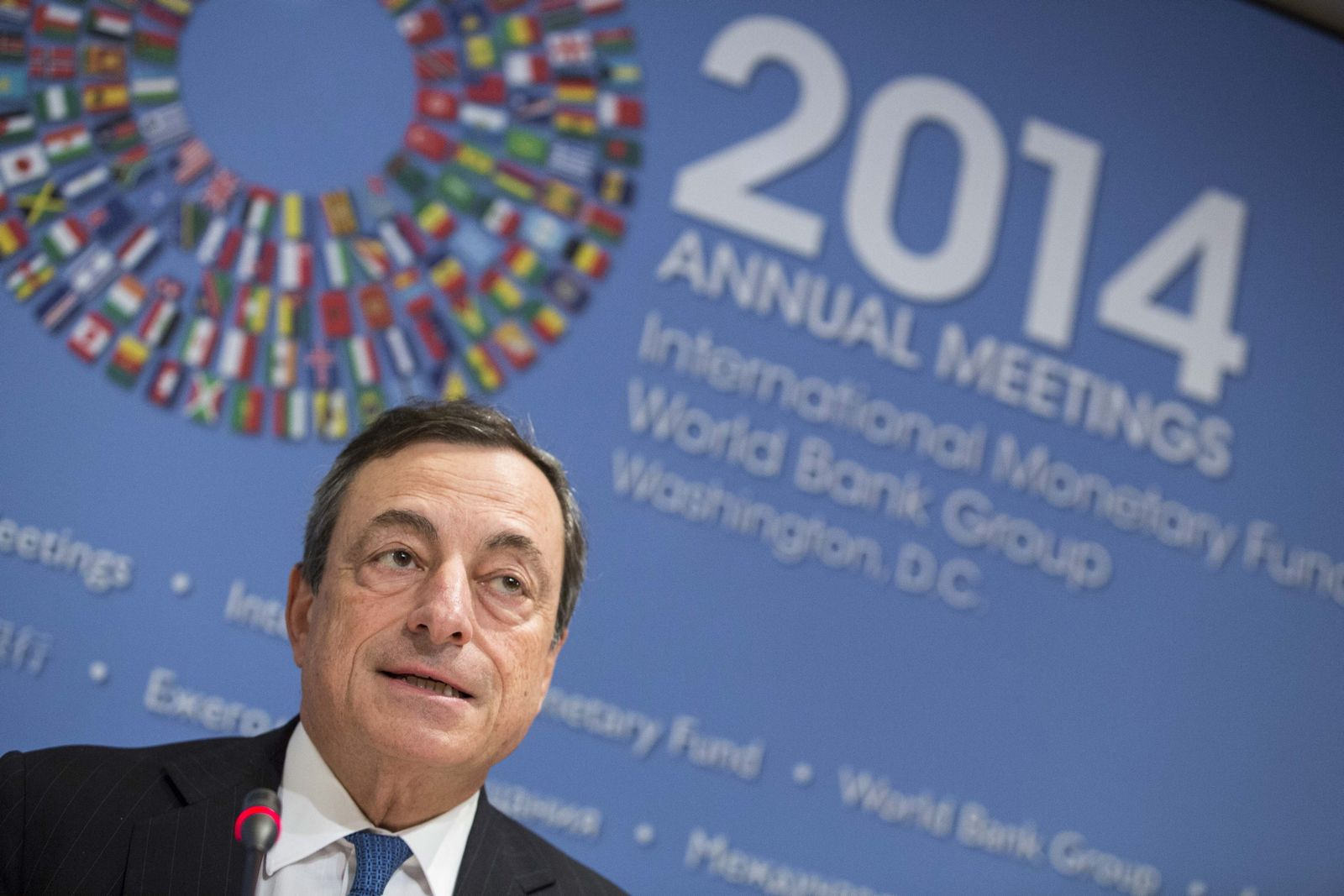 International Monetary Fund and the World Bank Group 2014 annual
