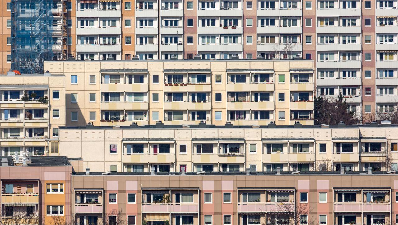 Sechs Millionen Menschen leben in überbelegten Wohnungen - DER SPIEGEL - Wirtschaft