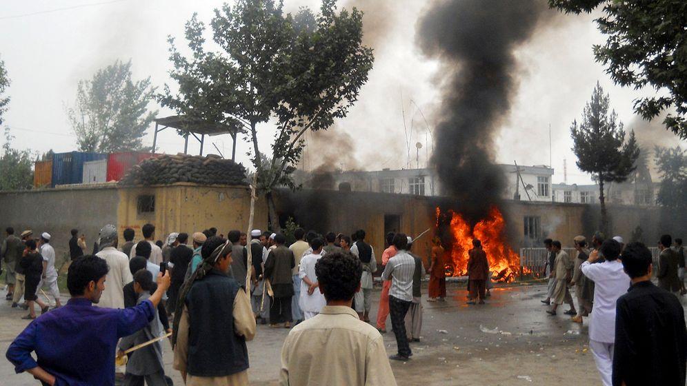 Afghanistan: Tödliche Schüsse in Talokan