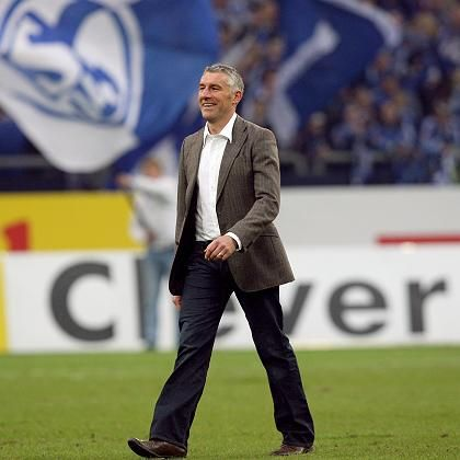 Fußball-Lehrer Slomka: Anti-Idyll Gelsenkirchen