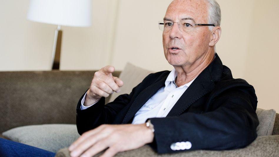 """FCB-Ehrenvorsitzender Beckenbauer: """"Die bekommen beides hin"""""""
