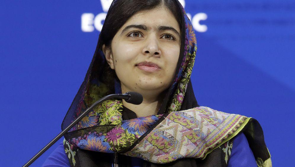 """Malala Yousafzai: """"Feminismus ist ein anderes Wort für Gleichheit"""""""