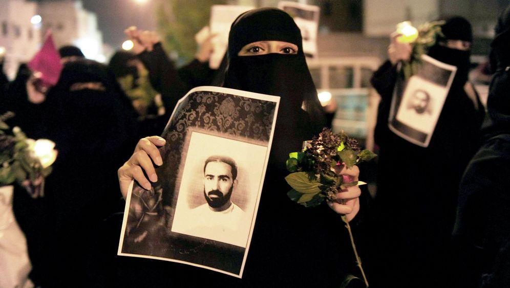 Photo Gallery: Saudi Arabia Strives for Calm