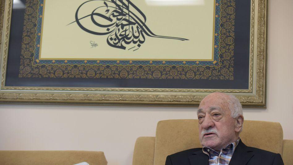 Fethullah Gülen (Archivbild)