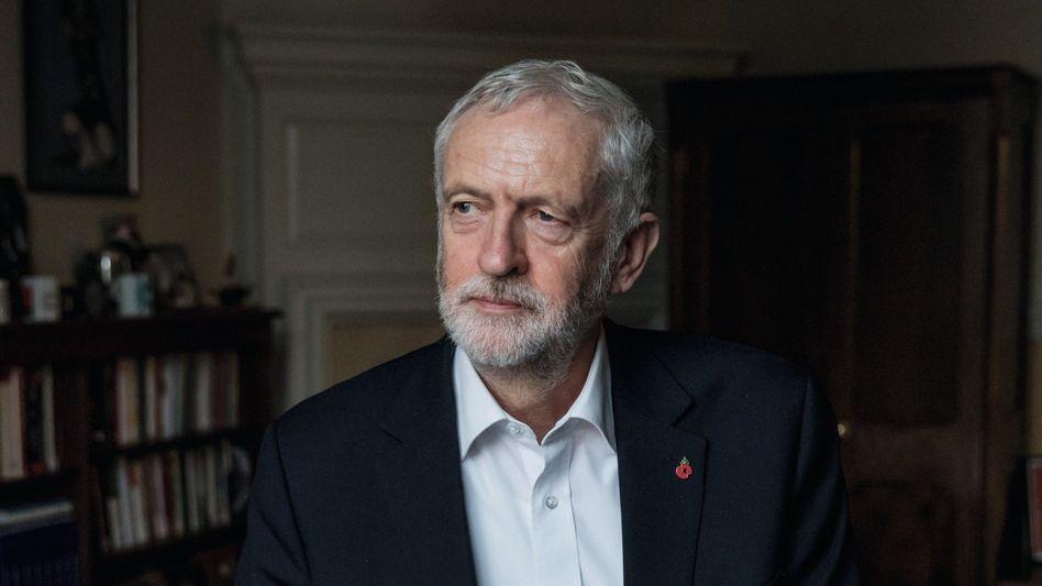 Sozialist Corbyn