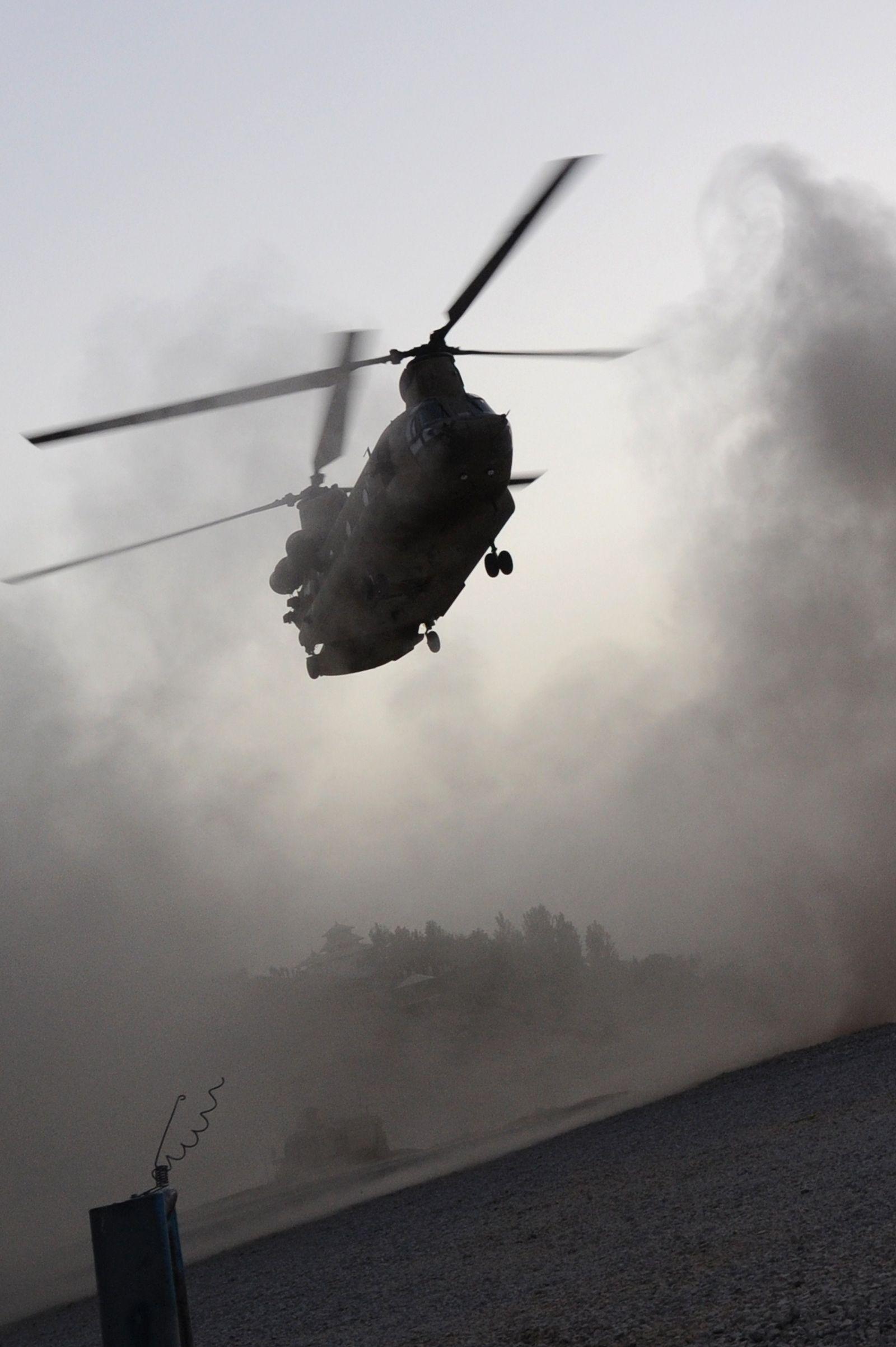 Afghanistan / Chinook