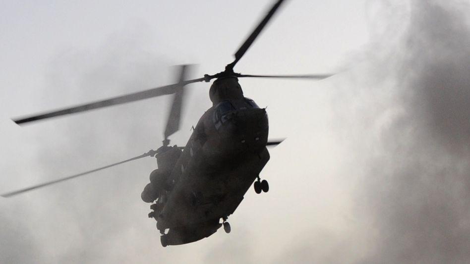 """Chinook""-Helikopter: Rache im Morgengrauen"