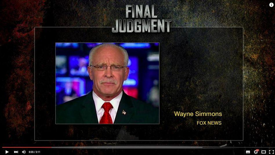 War gar kein CIA-Agent: Wayne Simmons, für Fox News lange ein Terrorexperte