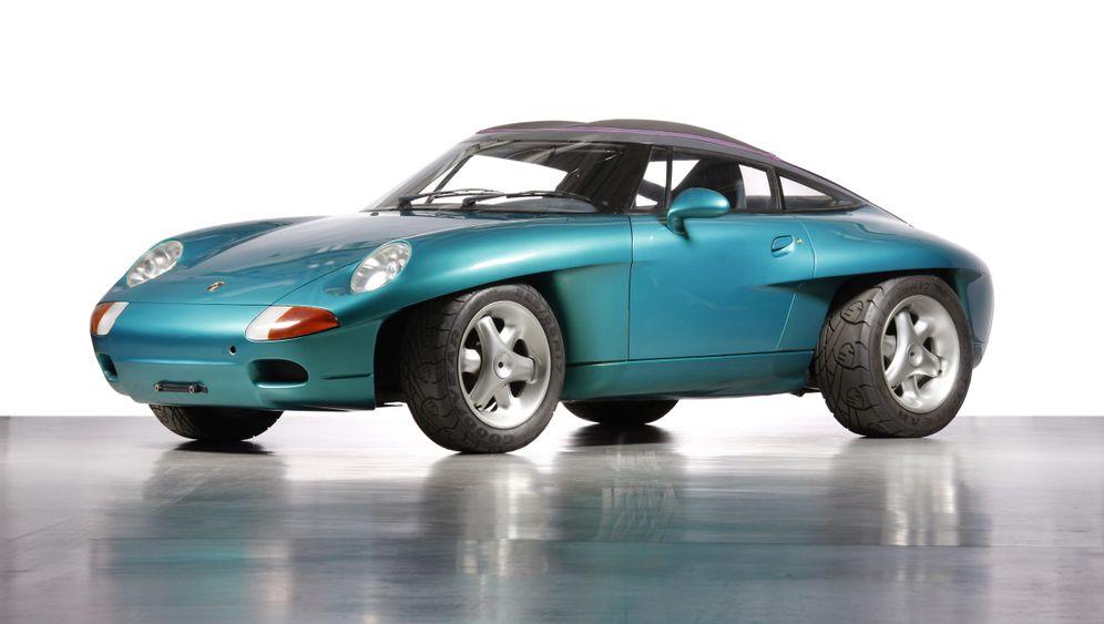 Schönes Ding - Porsche Panamericana: Zwei Mal gebaut, nie wieder gesehen