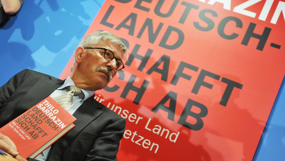 Photo Gallery: Sarrazin's Book Divides Germany