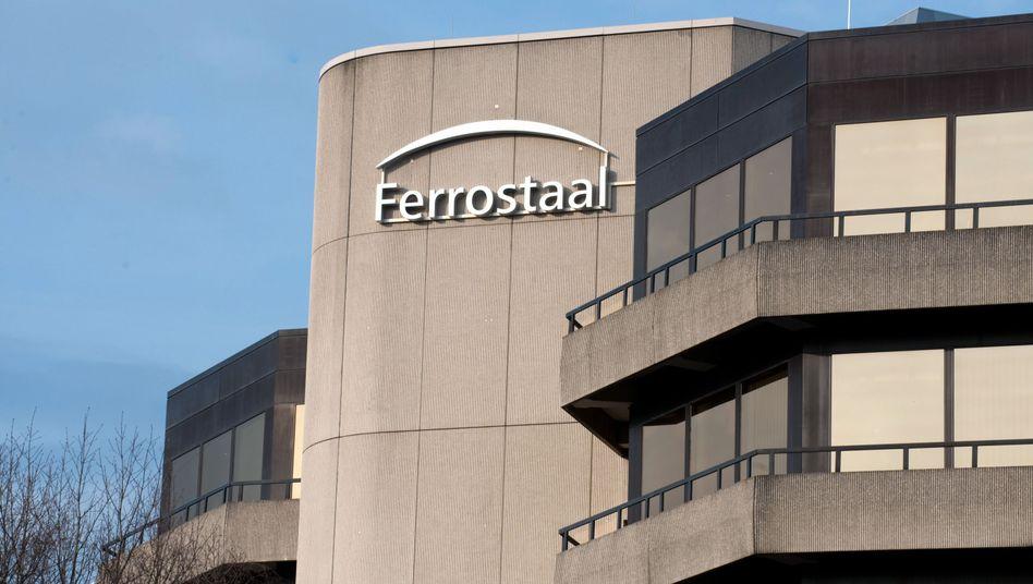 Ferrostaal's headquarters in Essen.