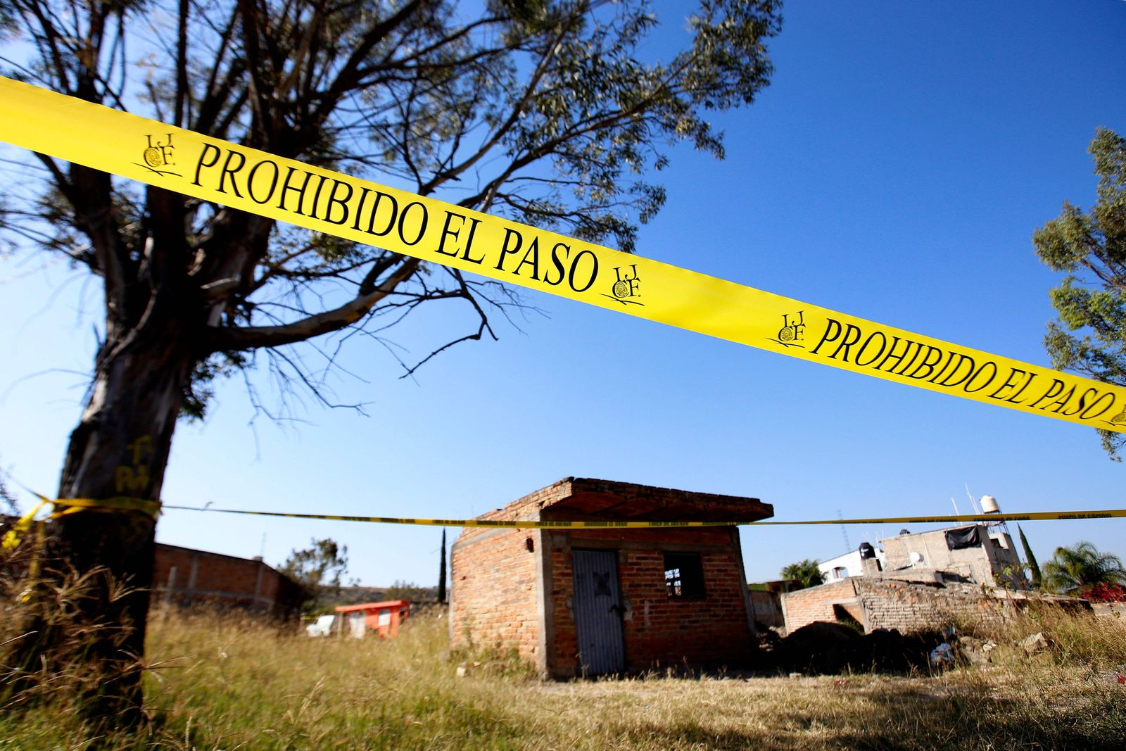 MEXICO-CRIME-VIOLENCE-MASS GRAVE