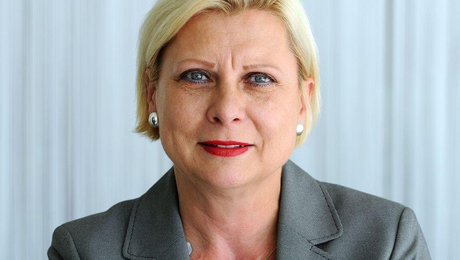 SPD-Bundestagsabgeordnete Hilde Mattheis
