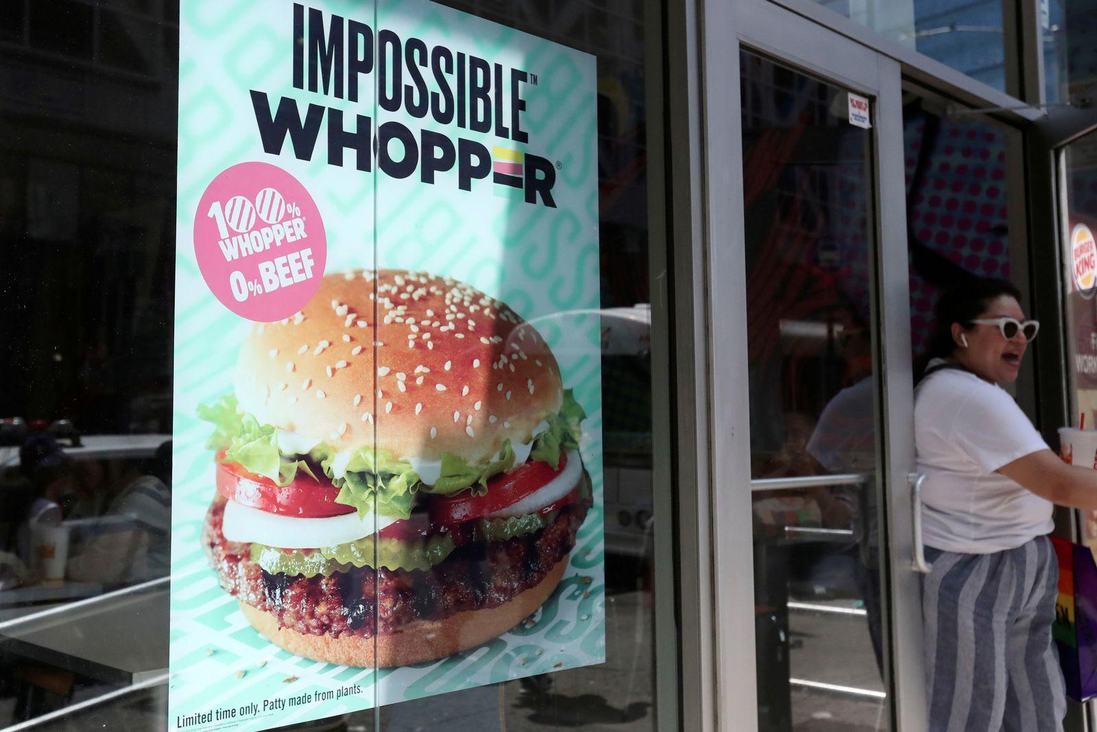 Soja Burger Whopper