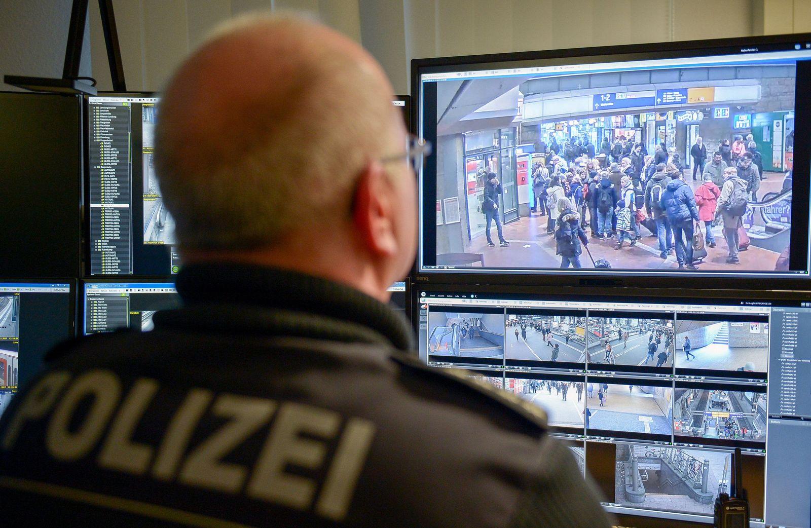 G20 Gesichtserkennung