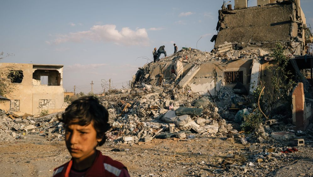 Syrien: Das Leiden der Menschen in Tabqa