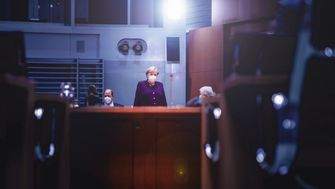Die erste Krise, an der Angela Merkel scheitern könnte