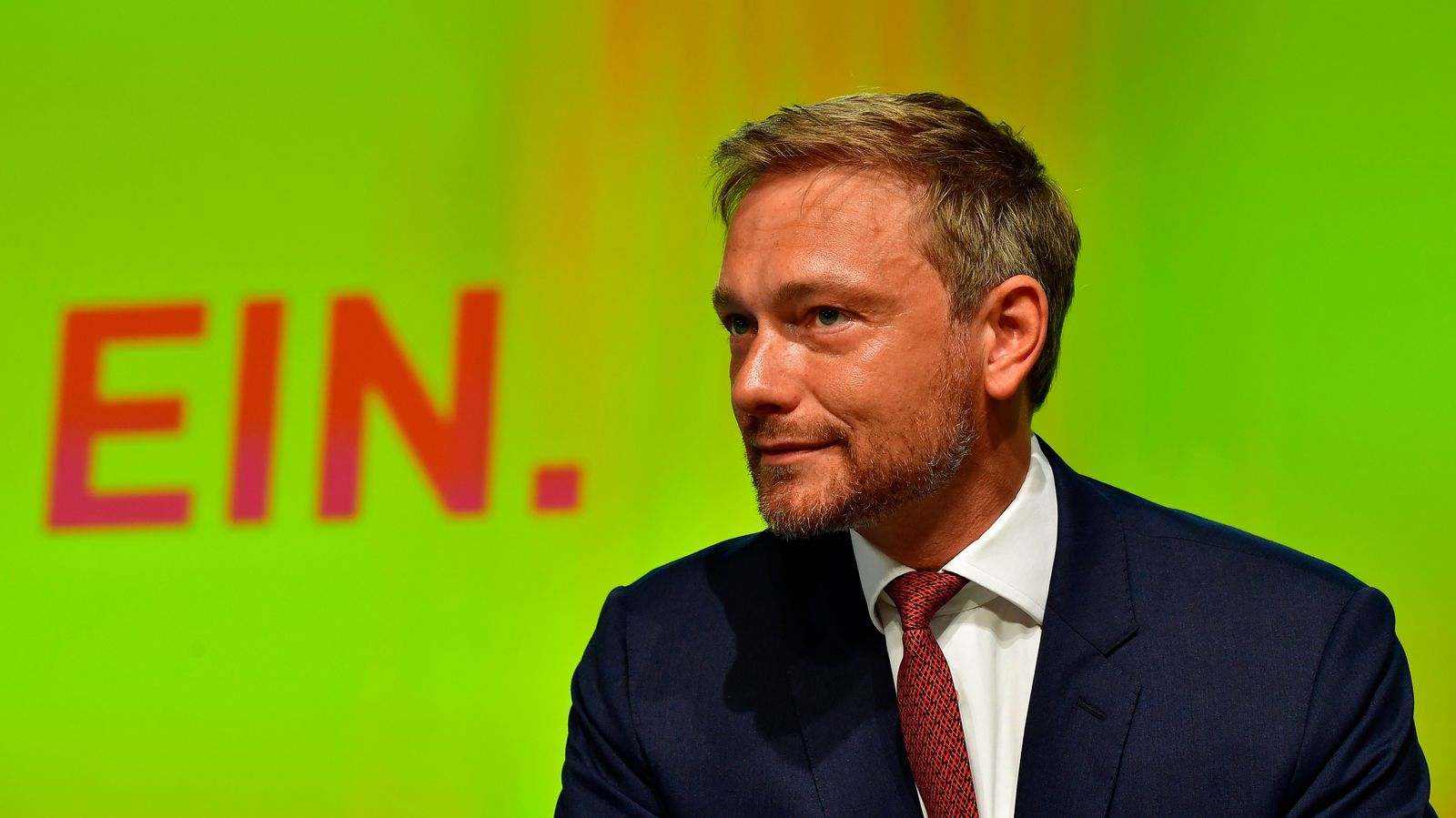Christian Lindner, FDP-Parteitag