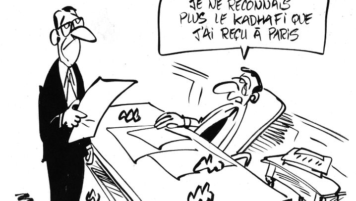 Photo Gallery: Irony and Caricature in Le Canard