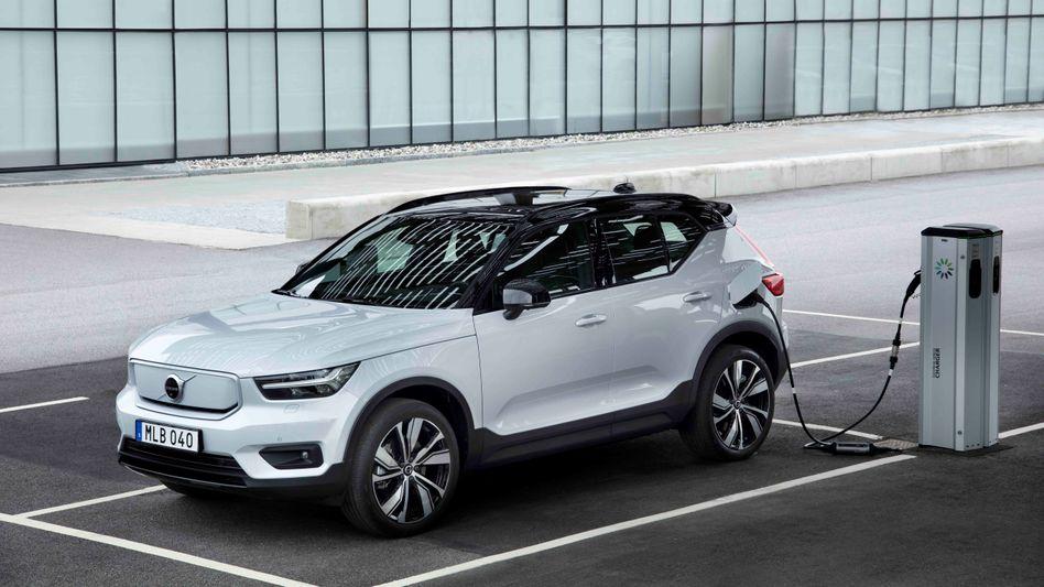 Ab 2030 nur noch mit Stecker: Volvo sagt dem Verbrennungsmotor Lebewohl