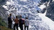Millionen Kubikmeter Eis