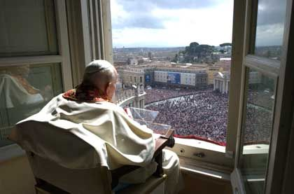 Don't be fooled by the crowds: Millions have left the Catholic Church under Pope John Paul II's leadership.