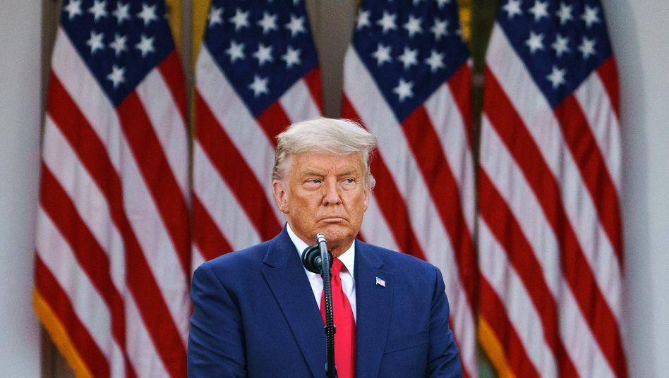 Donald Trump: »Ich will, dass ihr wisst, dass unsere unglaubliche Reise gerade erst beginnt«