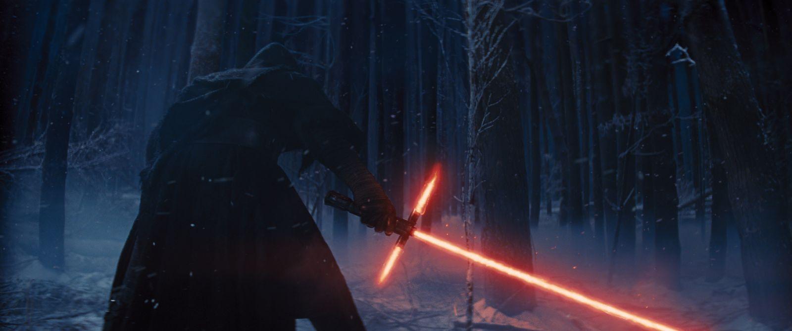 EINMALIGE VERWENDUNG Kino/ Star Wars: Das Erwachen der Macht/ Episode 7/ VID