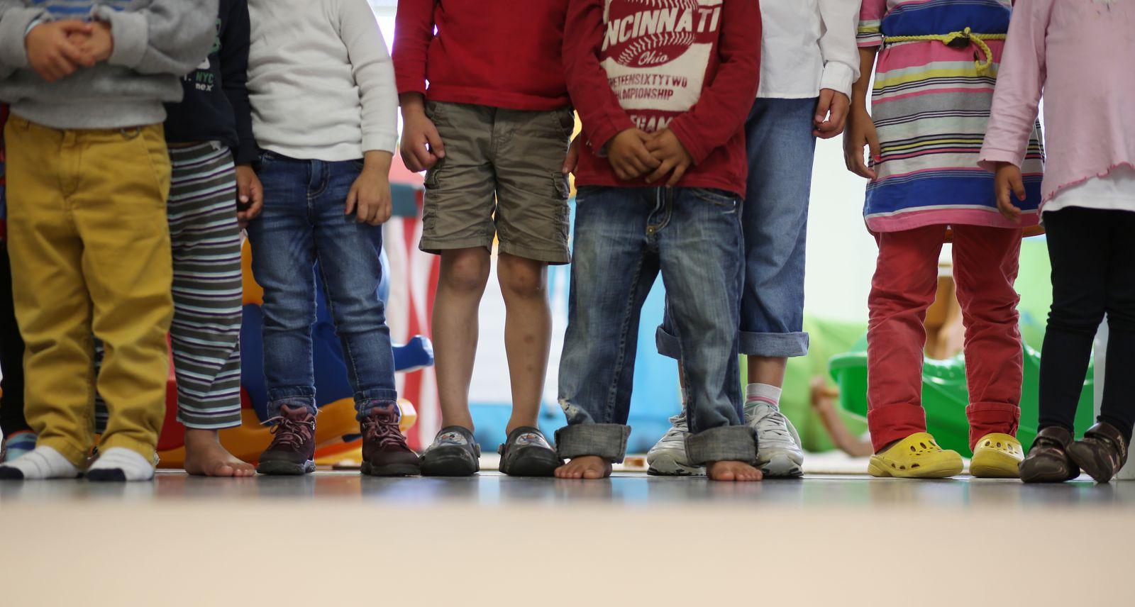 Mehr als 1,5 Millionen Kinder mit Hartz IV