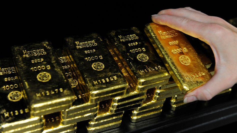 Goldbarren: Keine schlechte Anlage, aber es gibt bessere