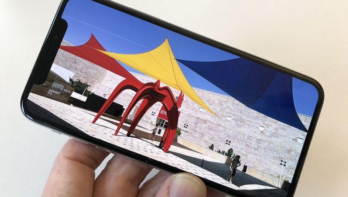 Apple-Smartphone: Das kann das iPhone X