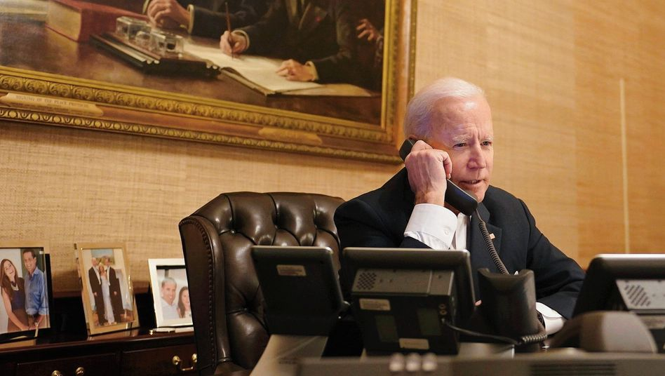 U.S. President Joe Biden has proven to be anything but old and feeble during his first three months in office.