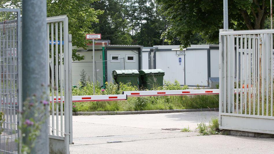 Schauplatz der Party in Bad Segeberg