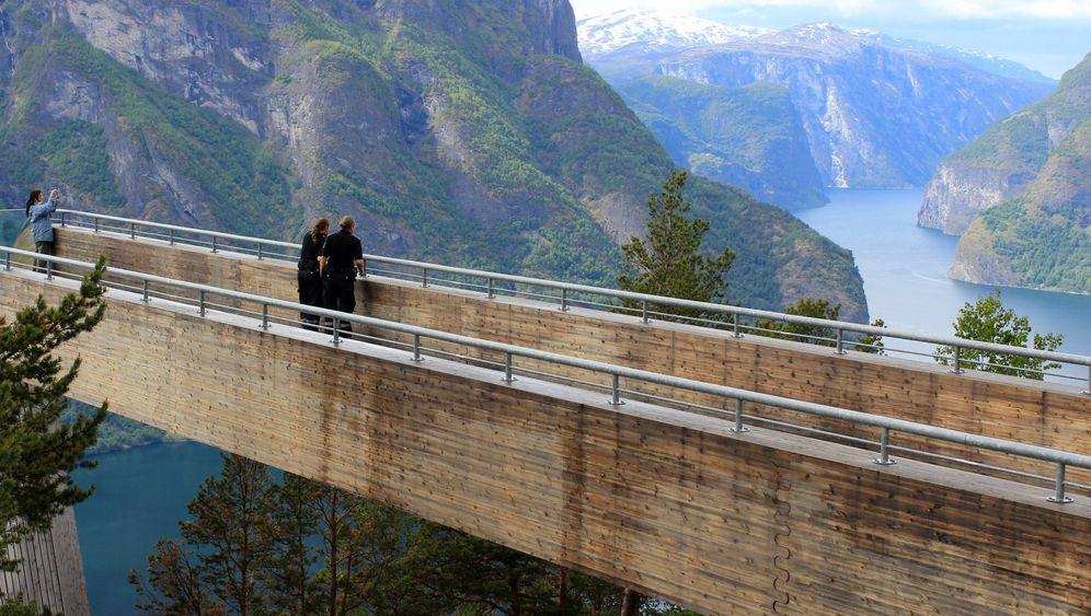 Ungewöhnliches Straßenprojekt: Die 18 norwegischen Landschaftsrouten