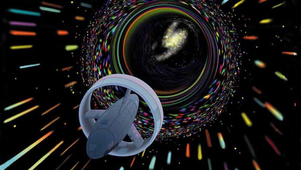 Raumfahrtvisionen: Interstellares Reisen