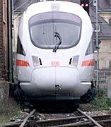 Deutsche Bahn: Lokführer ließ Fahrgäste im ICE sitzen
