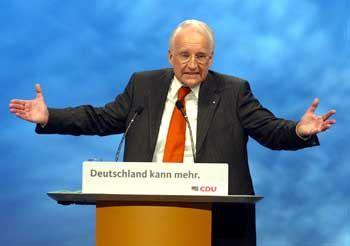 CSU-Chef Stoiber: Angebot an Rot-Grün