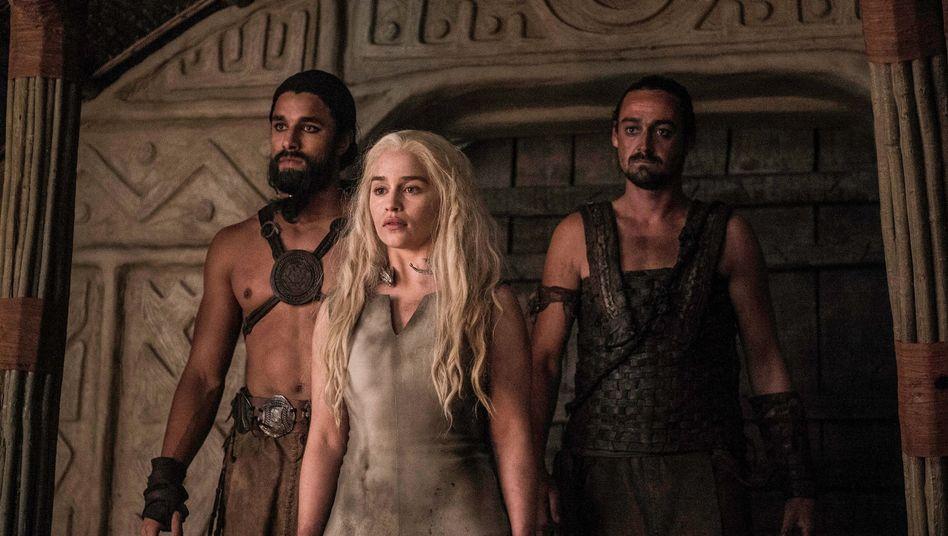 """Emilia Clarke in Staffel 6 von """"Game of Thrones"""""""