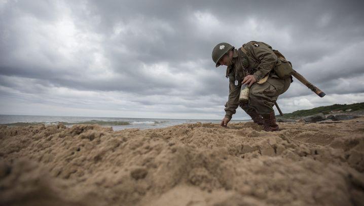 D-Day in der Normandie: Alle Augen auf Putin