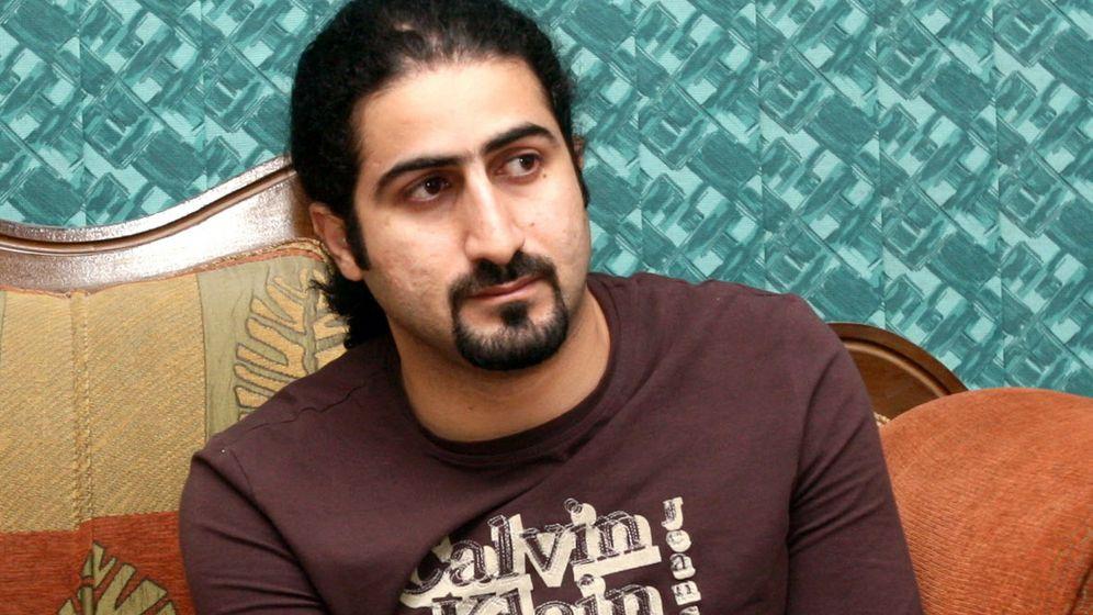 Sohn des Terrorpaten: Omar Bin Laden droht USA mit Klage