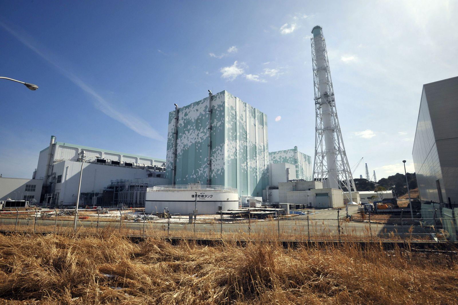 Fukushima / Reaktor 5 und 6