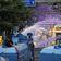 Wasserwerfer und Tränengas gegen Demonstranten