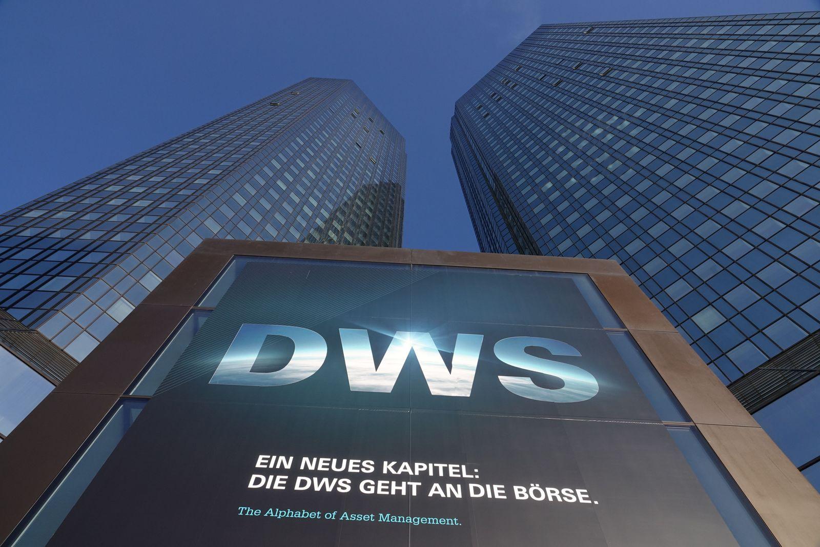 Deutsche Bank / DWS