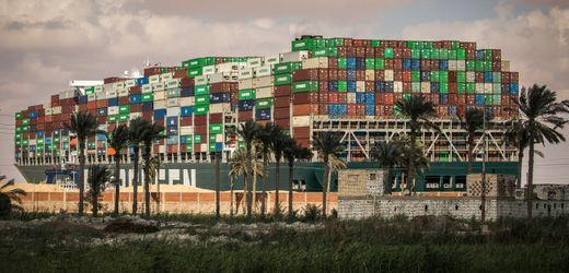 »Ever Given«-Eigentümer bieten laut Suezkanal-Behörde Millionenentschädigung an