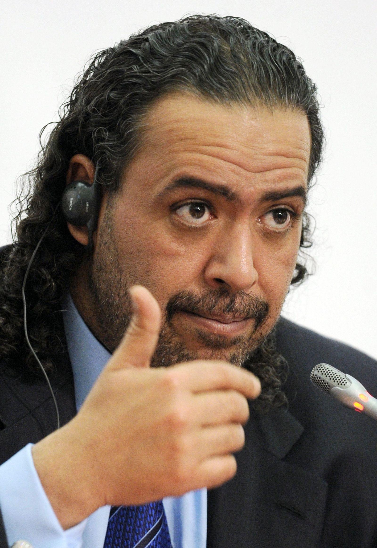 Scheich Ahmad Al-Fahad Al-Sabah