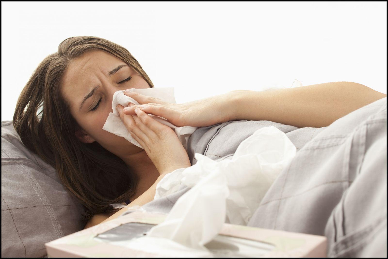 NICHT MEHR VERWENDEN! - Grippe